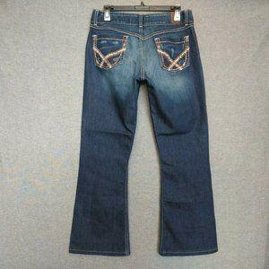 BKE Denim Culture BootCut Mid-Rise Jeans